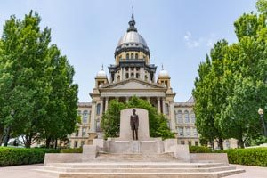 Springfield, Illinois State Capital