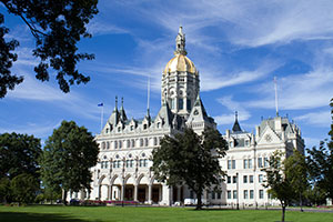 Hartford, Connecticut State Capital