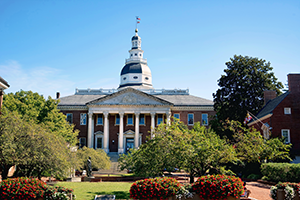 Annapolis, Maryland State Capitol