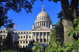 Jackson, Mississippi State Capital