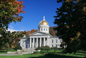 Montpelier, Vermont State Capitol