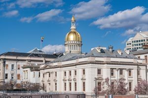 Trenton, New Jersey State Capitol