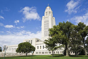 LIncoln Nebraska State Capital